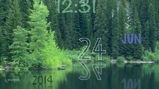 Mountain Lake Desktop