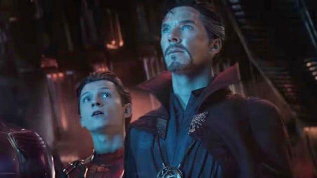Spider-Man 3 Gains Doctor Strange as a Mentor