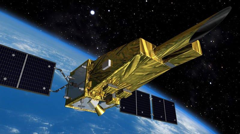 Illustration for article titled El nuevo telescopio espacial japonés se maneja desde un portátil