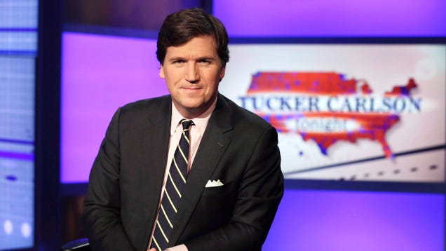 The Weird, Unholy Alliance of Tucker Carlson and Environmentalists