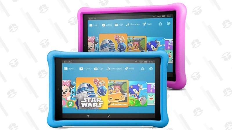 Tablet Fire HD 10 edición para niños | $150 | AmazonGráfico: Elizabeth Zimmerman