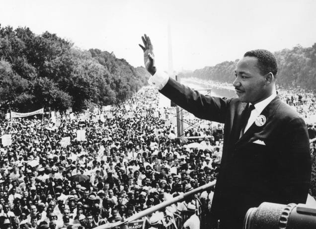 MLK Is Coming to Battle Royale Video Game Fortnite