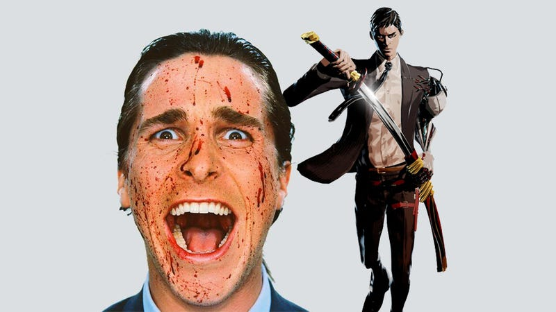 Illustration for article titled Step Aside, Christian Bale, There's A New Killer In Town