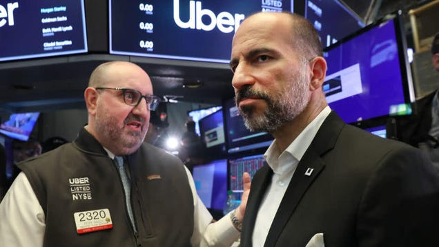 Congratulations to Uber, the Worst Performing IPO in U.S. Stock Market History
