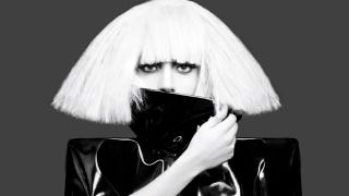"""Illustration for article titled Lady Gaga's Artful New Song Is Called """"Shit"""""""