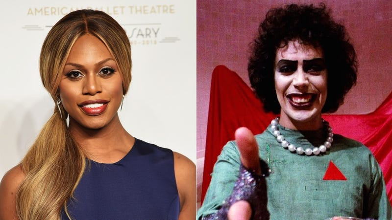 Illustration for article titled Laverne Cox Will Step into Frank-N-Furter's Fishnets for Fox's The Rocky Horror Picture Show