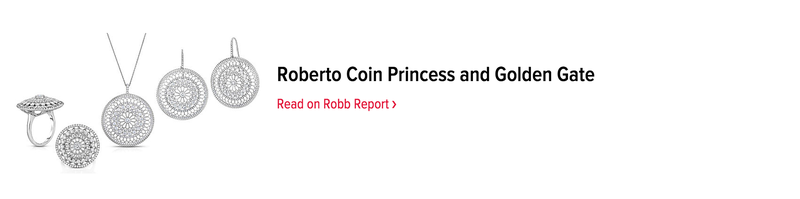 Illustration for article titled Roberto Coin?
