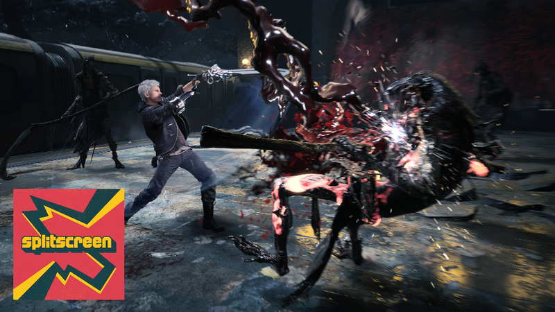 Illustration for article titled Playing Devil May Cry 5 Is Like Playing A Musical Instrument