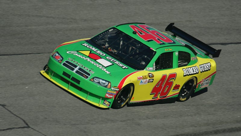 Long has been out since Dodge was still in NASCAR's Cup Series. Photo credit: J Pat Carter/AP Images