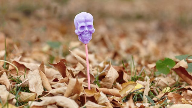 Don t Stake Candy into the Ground on Halloween, FFS