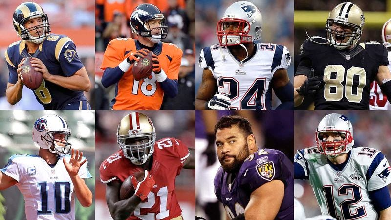 Illustration for article titled Every Single NFL Player Traded, Retired, Signed, Cut, Re-Signed Over Past 24 Hours