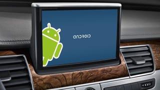 Illustration for article titled Tu automóvil podría gozar de la siguiente versión de Android