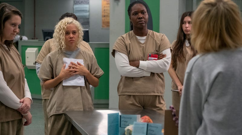 Illustration for article titled OITNB takes its pick of contemporary injustices to anchor its final season