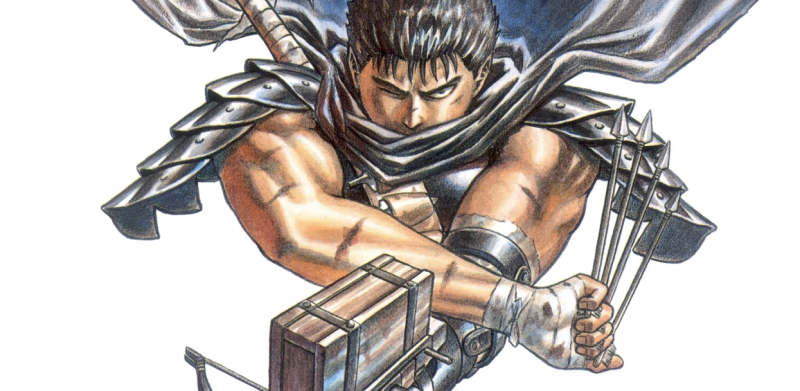 The Berserk Manga Is Coming Back This Month
