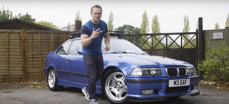 Illustration for article titled Here's How Much It Really Costs To Own A 20-Year-Old BMW M3