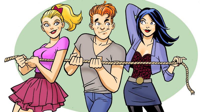 Image: Dan Parent/Archie Comics