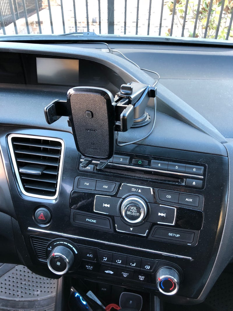 Your Car Is the Best Place For a Wireless Charger