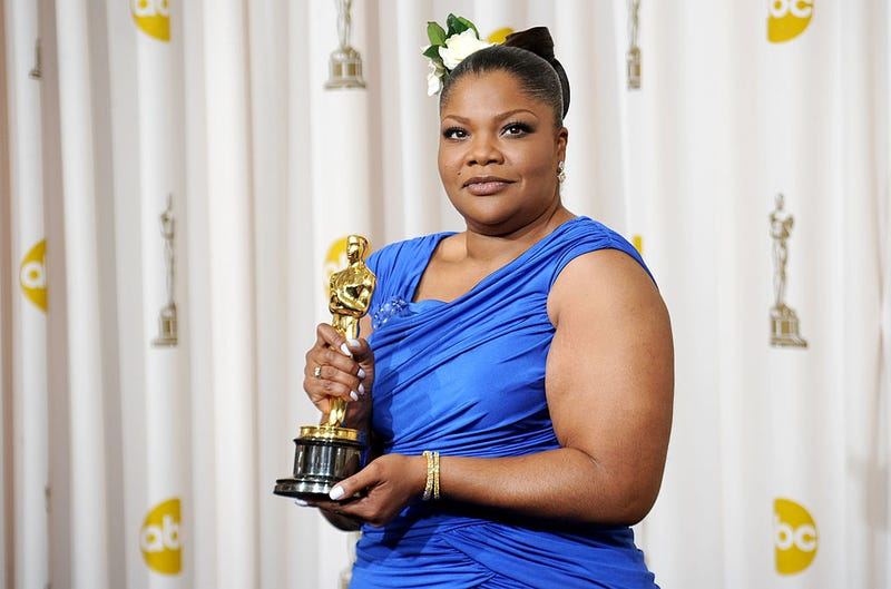 Actress Mo'Nique, winner of the Best Supporting Actress award for Precious, on March 7, 2010, in Los  AngelesJason Merritt/Getty Images