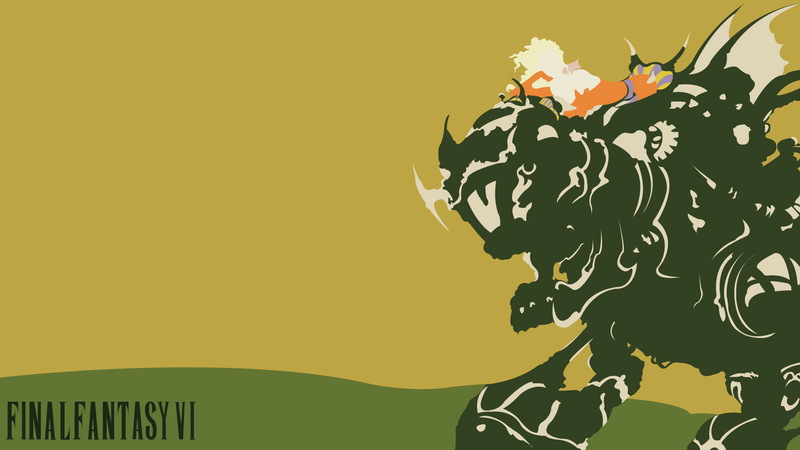 Illustration for article titled Final Fantasy VI: Attempt by Jolly # ????