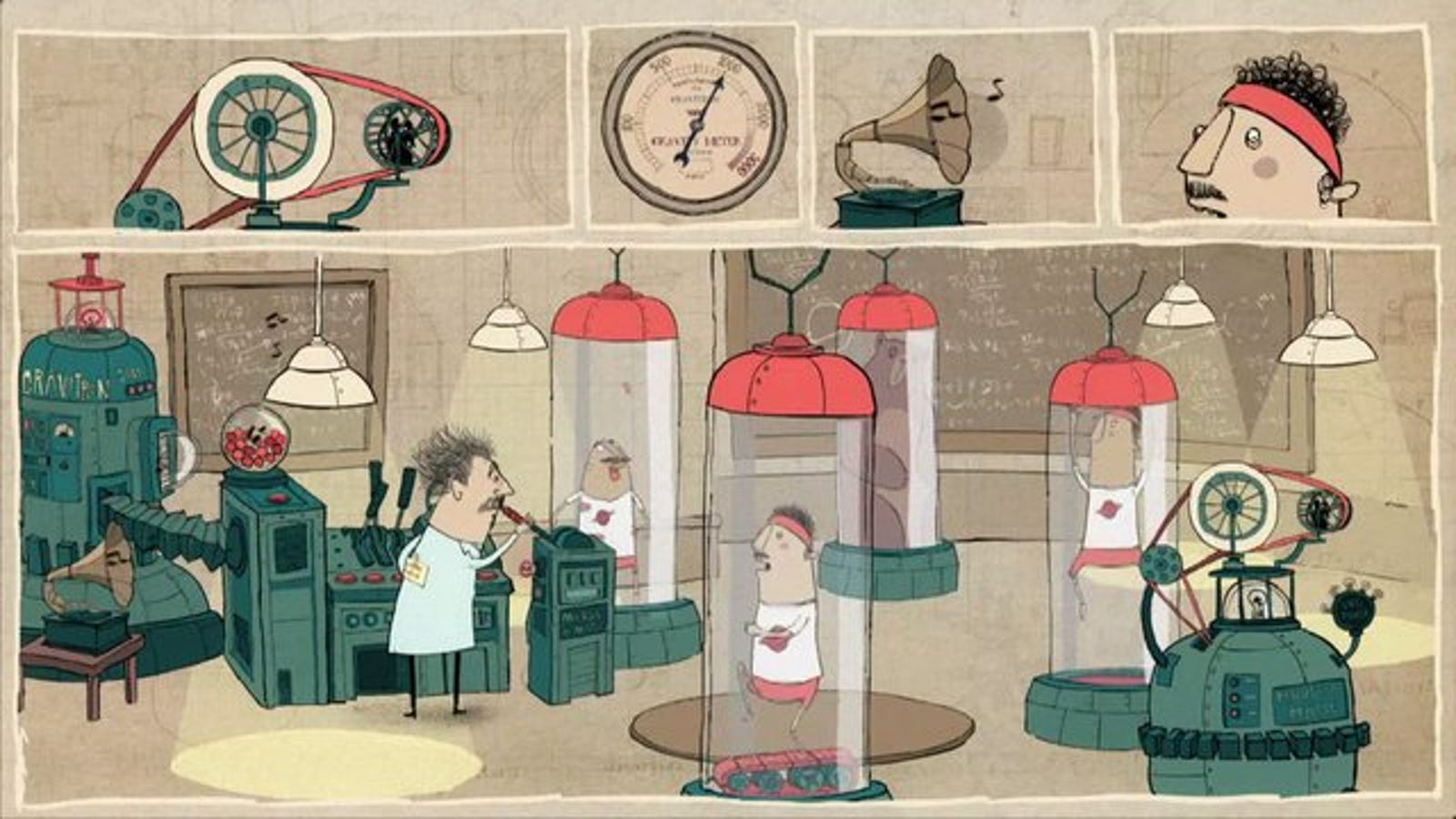 This Animation Teaches You More About Physics Than High School Ever Did