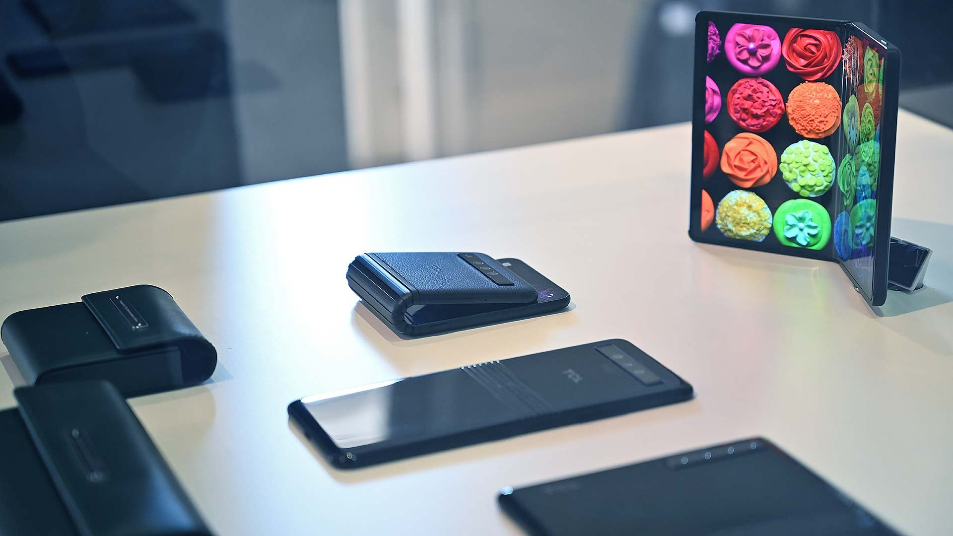 With its Flexy Phone Concepts, TCL Is Playing the Long Game