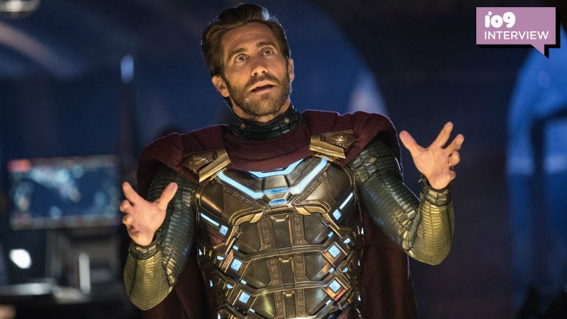 Jake Gyllenhaal is excellent as the mysterious Mysterio in Spider-Man: Far From Home.
