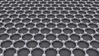 Illustration for article titled Carbon breakthrough could mean cheap, eternally stretching graphene