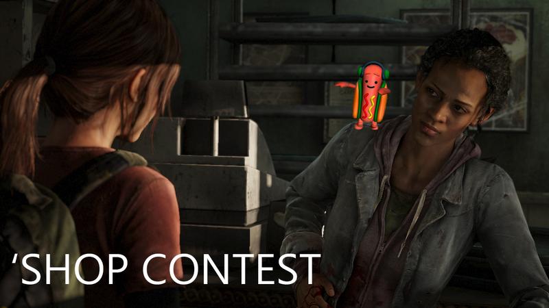 Illustration for article titled Kotaku 'Shop Contest: The Last Of Hot Dogs