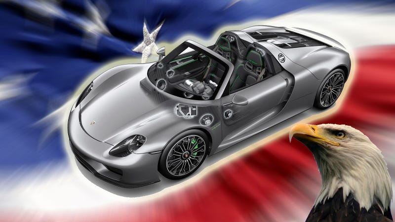 Illustration for article titled The Next Great Hybrid Hypercar Should Come From America