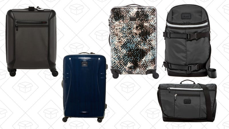 TUMI sale at Nordstrom Rack