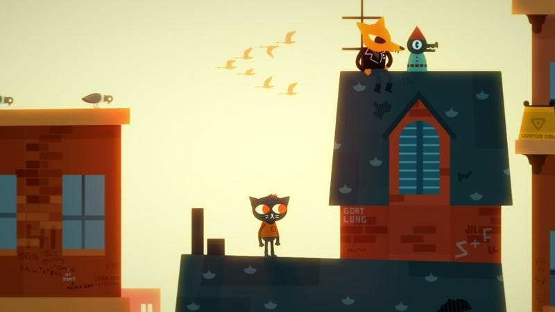 Illustration for article titled Night In The Woods Designer Alec Holowka Dies