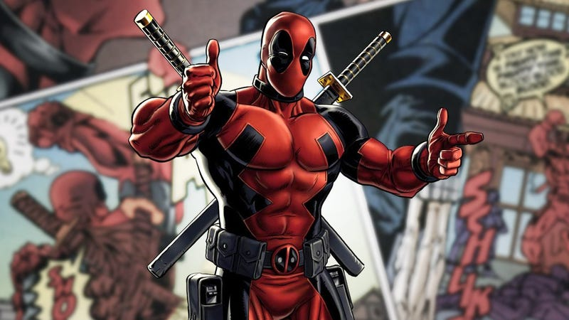 Illustration for article titled 9 cómics para conocer mejor a Deadpool, el mercenario bocazas de Marvel