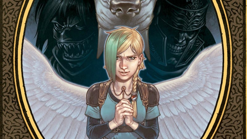 Locke & Key is finally becoming a series.