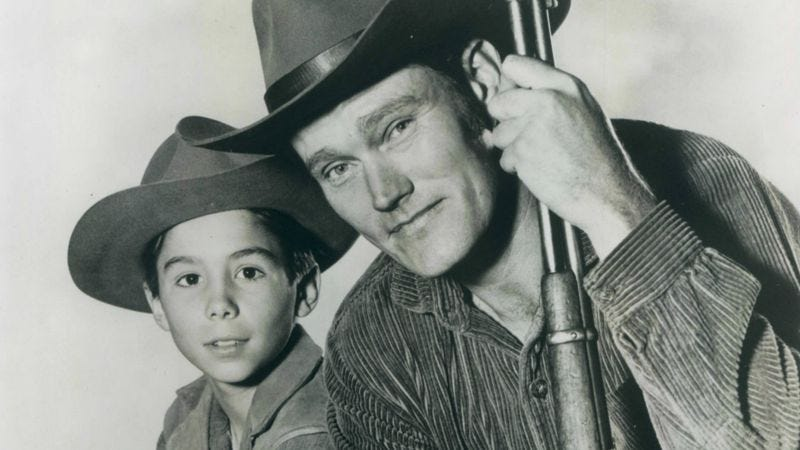 Illustration for article titled The Rifleman interrogates masculinity, but for whom?