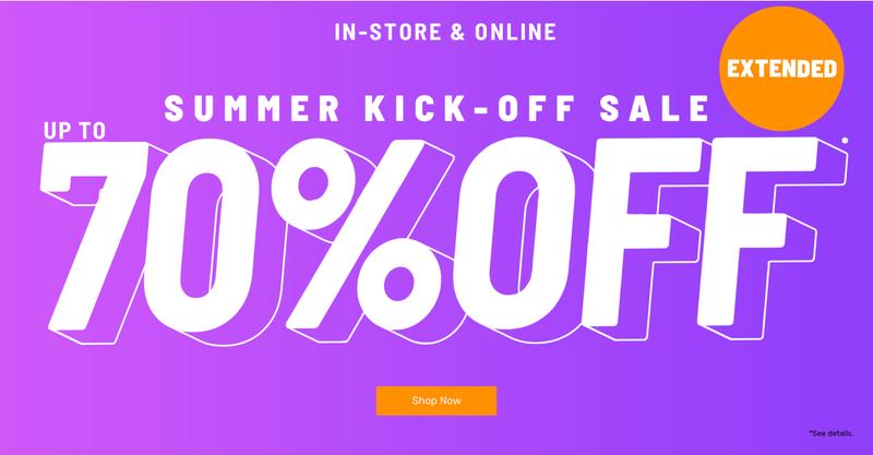 Summer Kick-Off Sale | Forever 21