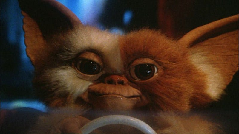 Gizmo is glad he retained character rights to himself
