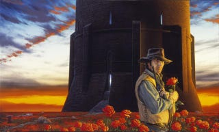 Illustration for article titled Every Last Song From Stephen King's Dark Tower Series, Compiled