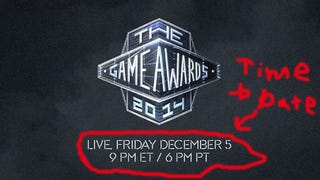 Illustration for article titled ActiviTAY Reminder: The Game Awards 2014 (Happening!!!)