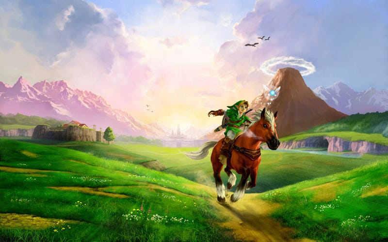 Illustration for article titled 5 Awesome Metal Covers of Music from The Legend of Zelda