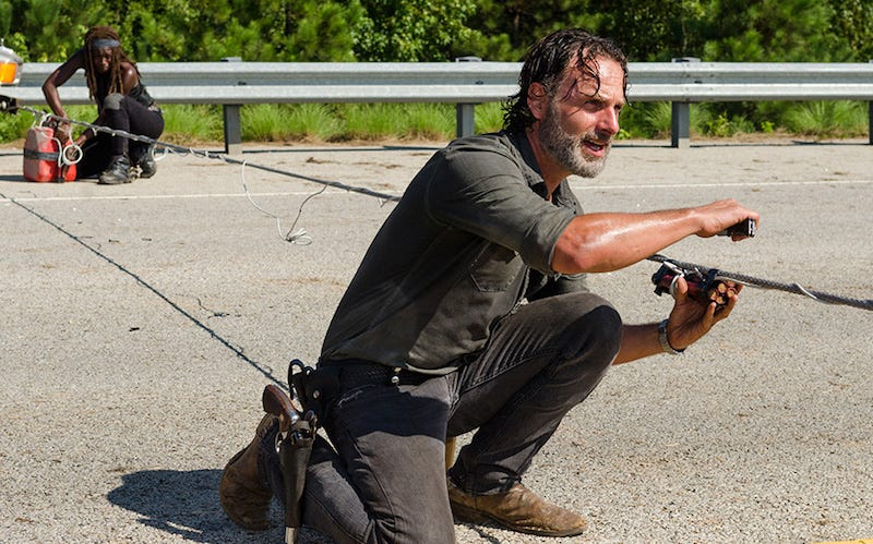 Illustration for article titled I Think The Walking Dead Is About to Get Good Again and It's About Damn Time
