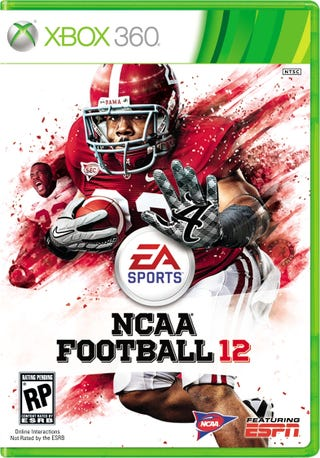Illustration for article titled Fans Vote Heisman Winner For The NCAA 12 Cover
