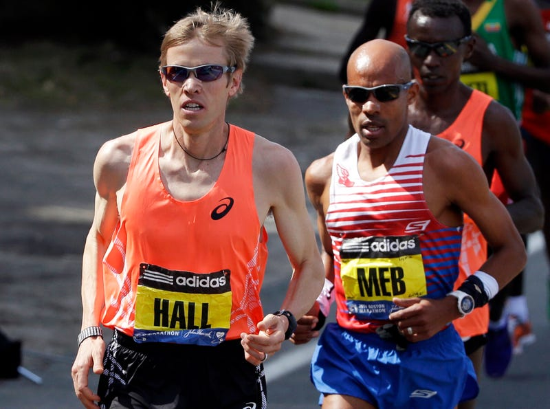 Illustration for article titled Meb Keflezighi's Secret Weapon Is Ryan Hall