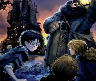 Illustration for article titled How Harry Potter's New Artist Deals With the Fan Backlash