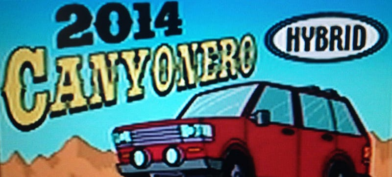 Illustration for article titled Canyonero Hybrid Is Now Available!