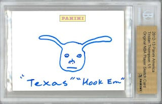 Heres What Happens When A Card Company Asks Nba Players To Draw Stuff