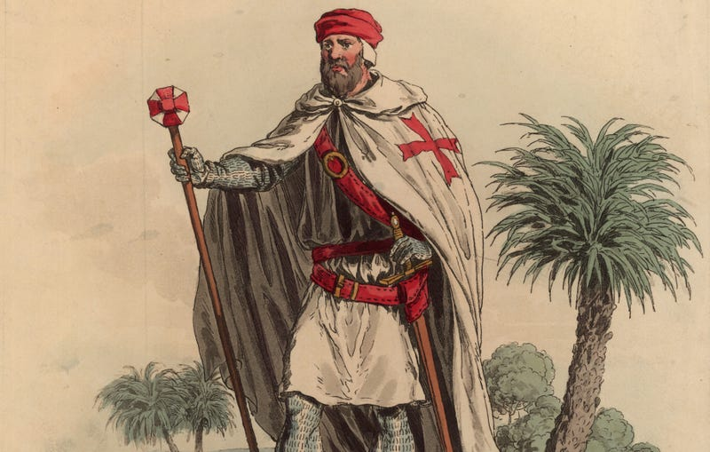 Illustration for article titled History Channel Snaps Up Jeremy Renner's Scripted Drama About the Knights Templar