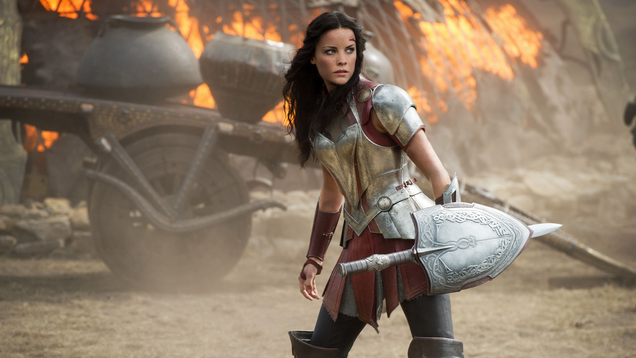 Jaimie Alexander Is Finally Back as Sif in Thor: Love & Thunder