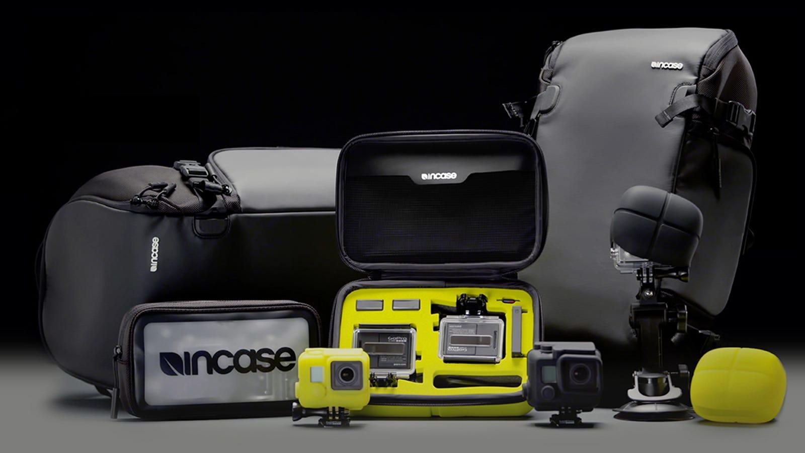 Esta es tal vez la colección más completa de accesorios para tu GoPro
