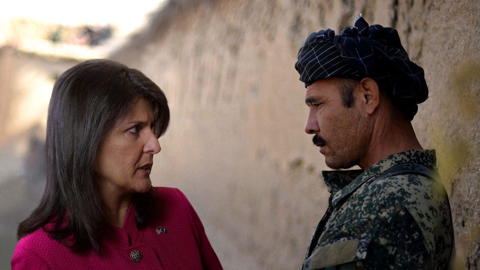 Nikki Haley Resigns To Accept Consulting Role With Afghan Warlord