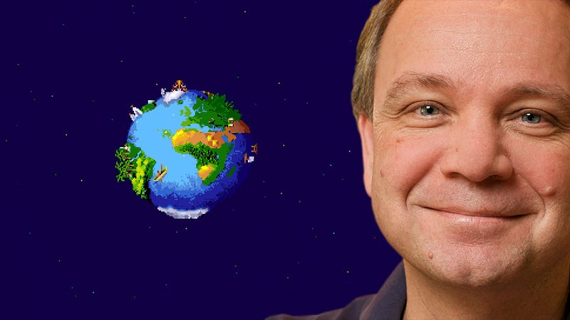 Illustration for article titled Sid Meier: The Father of Civilization